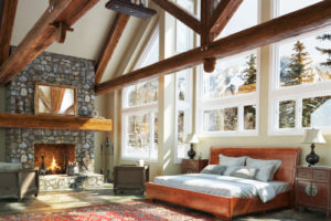 Looking for the coziest luxury cabin in Big Bear