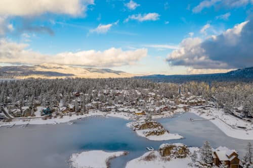 What do I need for Big Bear in the winter