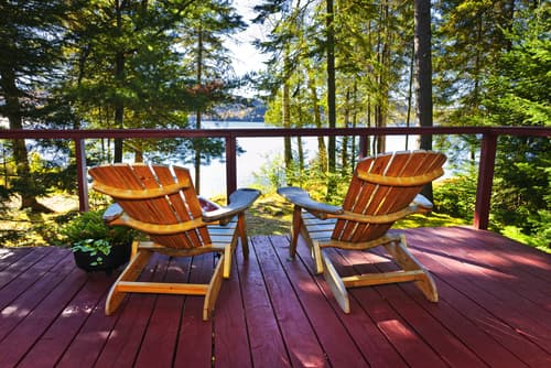 Is there a cabin in Big Bear offering a perfect family vacation rental